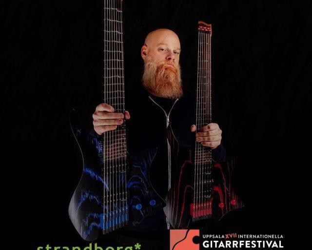 per nilsson holdning singularity strandberg guitars