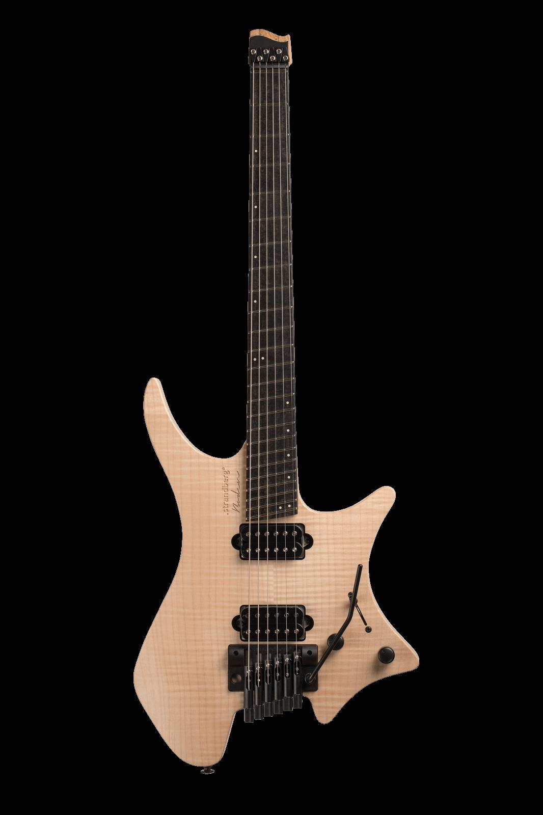 Boden Prog 6-String Guitar Natural