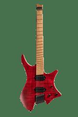 Headless guitar Boden Original 6 string Red