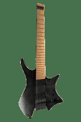 Boden Standard 7-string guitar Maple Flame Black