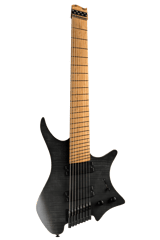 Boden Standard 8-string Maple Flame Black