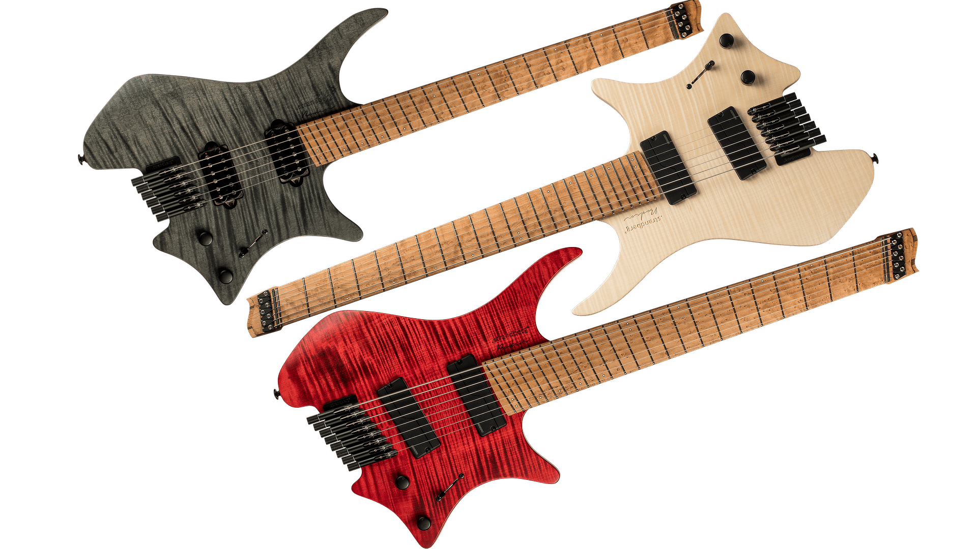 Headless Guitar Boden Original Family photo