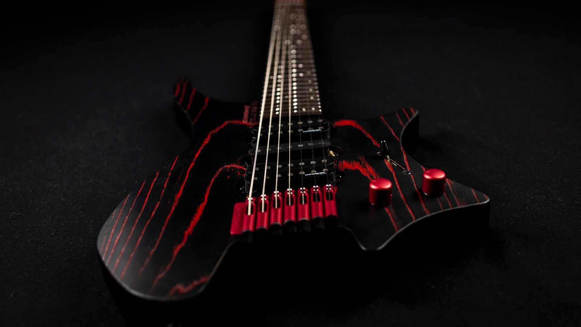 Strandberg Singularity Headless guitar