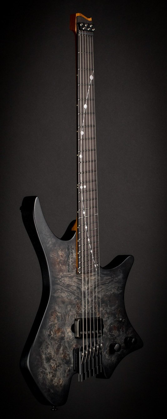 Headless guitar Masvidalen 6 string