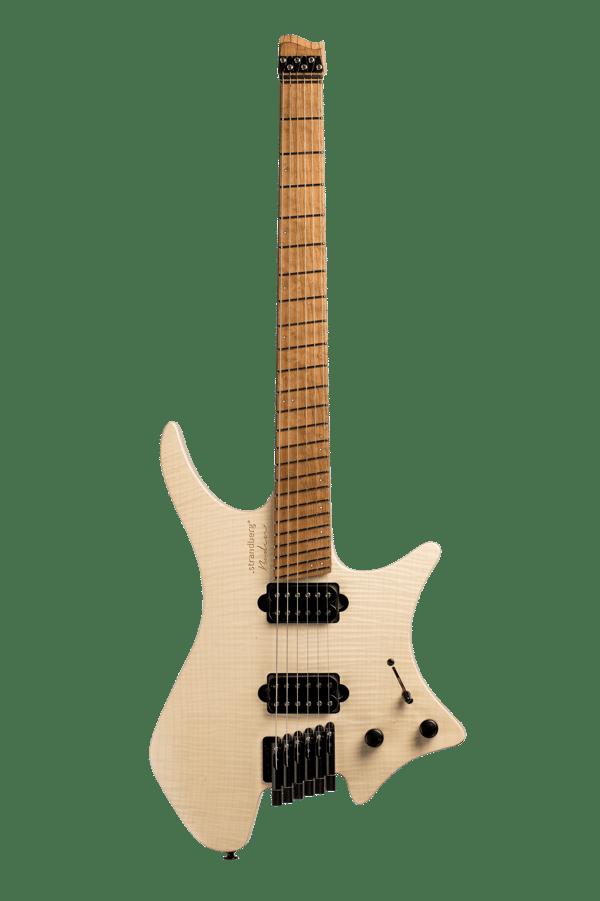 Headless guitar Boden Original 6 string Natural