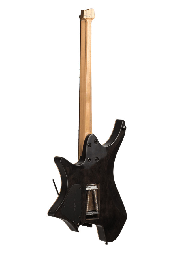 Headless Guitar Boden Fusion Trem 6-string back view