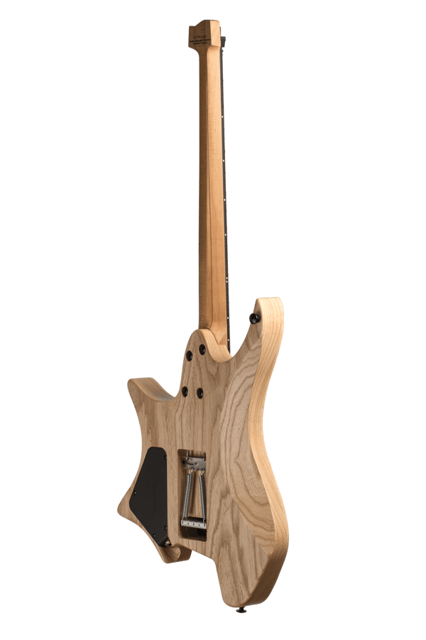 Boden Prog 6-String Guitar Natural back view