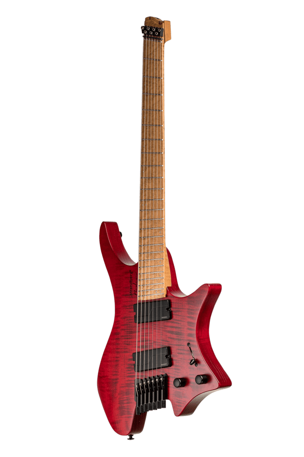 Headless Guitars Boden Original 7 string Red