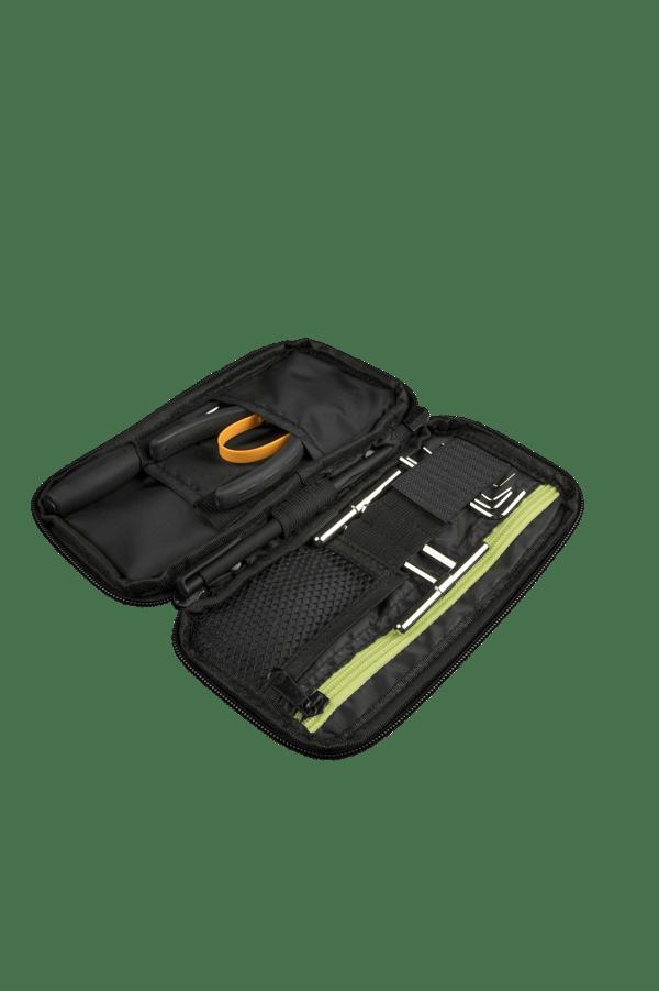 Luxury strandberg headless guitar tool kit