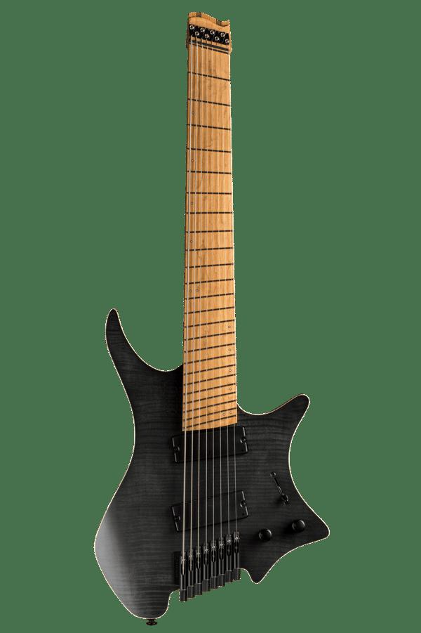 Boden Standard 8-string Maple Flame Black