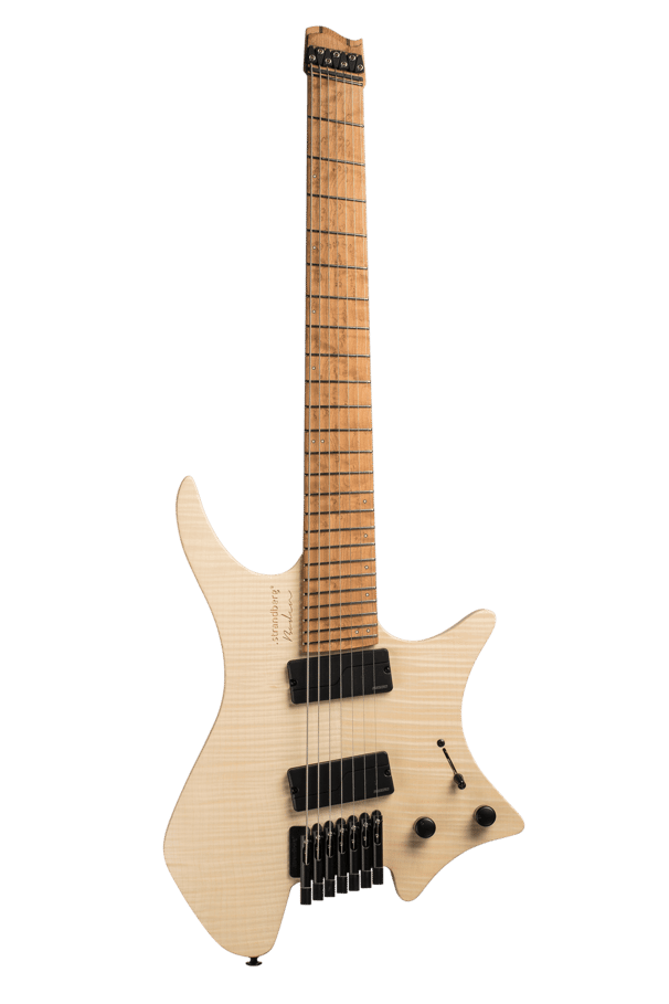 Headless Guitar Boden Original 7-String Natural