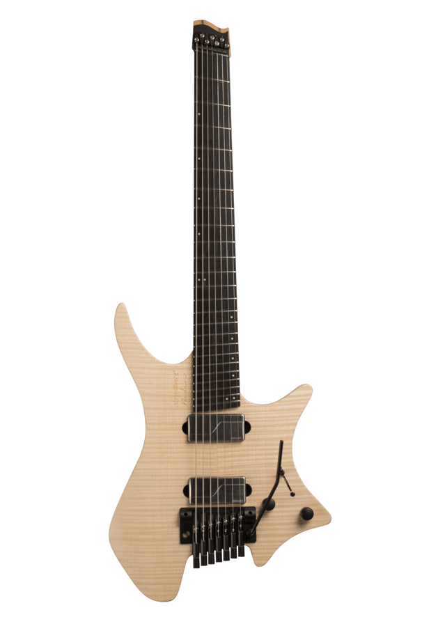 Headless Boden Prog 7-String Natural Guitar