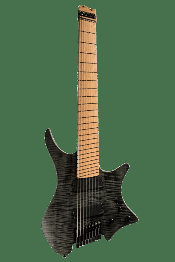 Headless Guitar Boden Original 8 string black