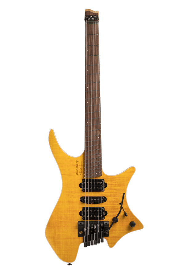 Headless Guitar Boden Fusion Trem 6-string Honey