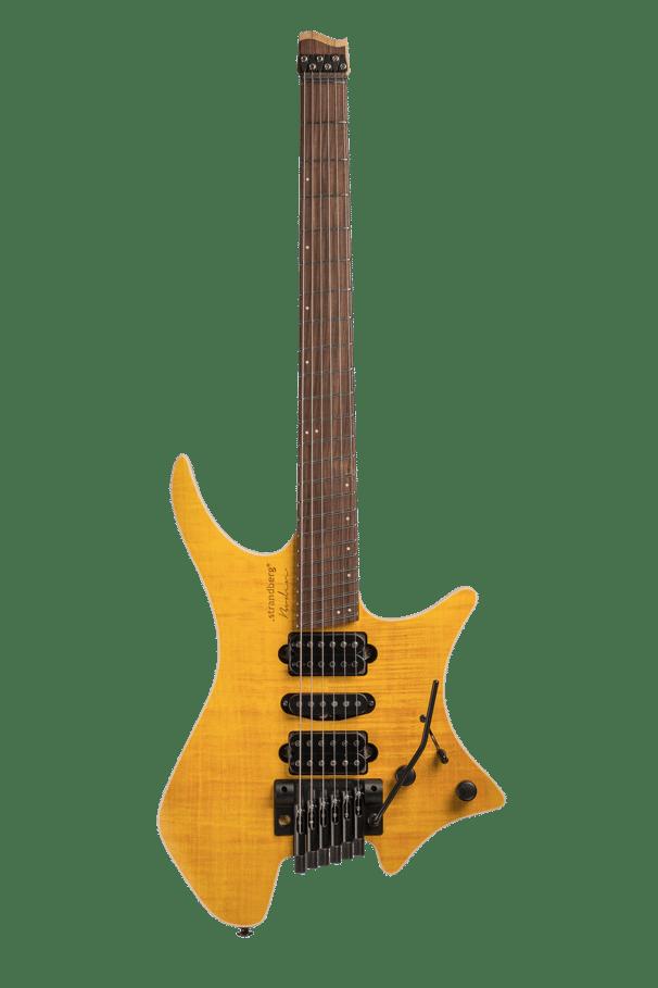 Headless Guitar Boden Fusion Trem 6-string Honey