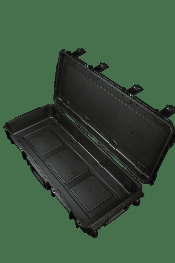 SKB Waterproof Hard Case for Strandberg guitar including TSA locks
