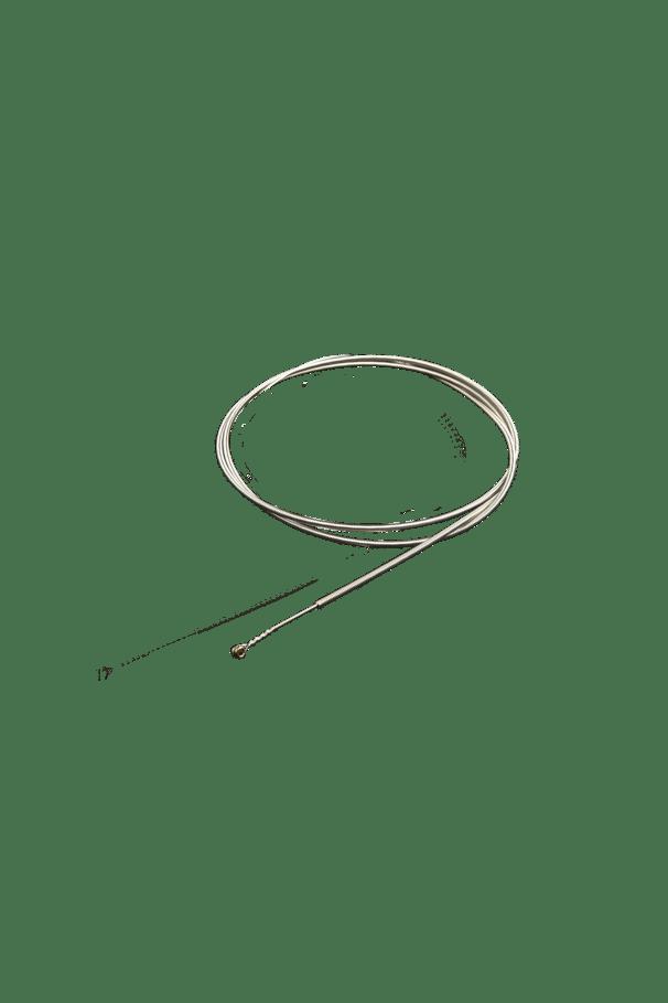 Headless guitar string
