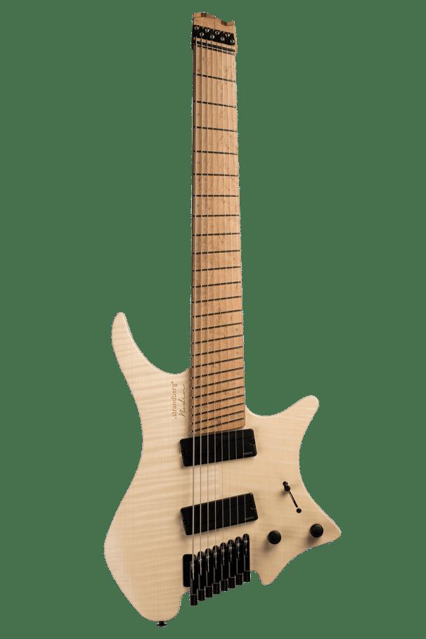 Headless Guitar Boden Original 8 string Natural