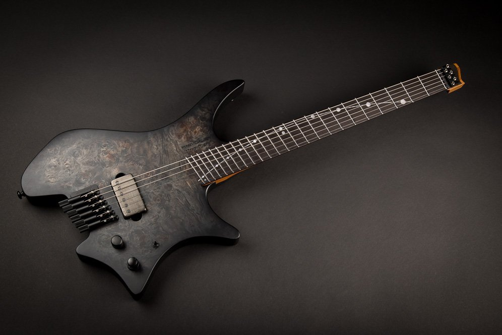 Headless guitar Masvidalen 6 string