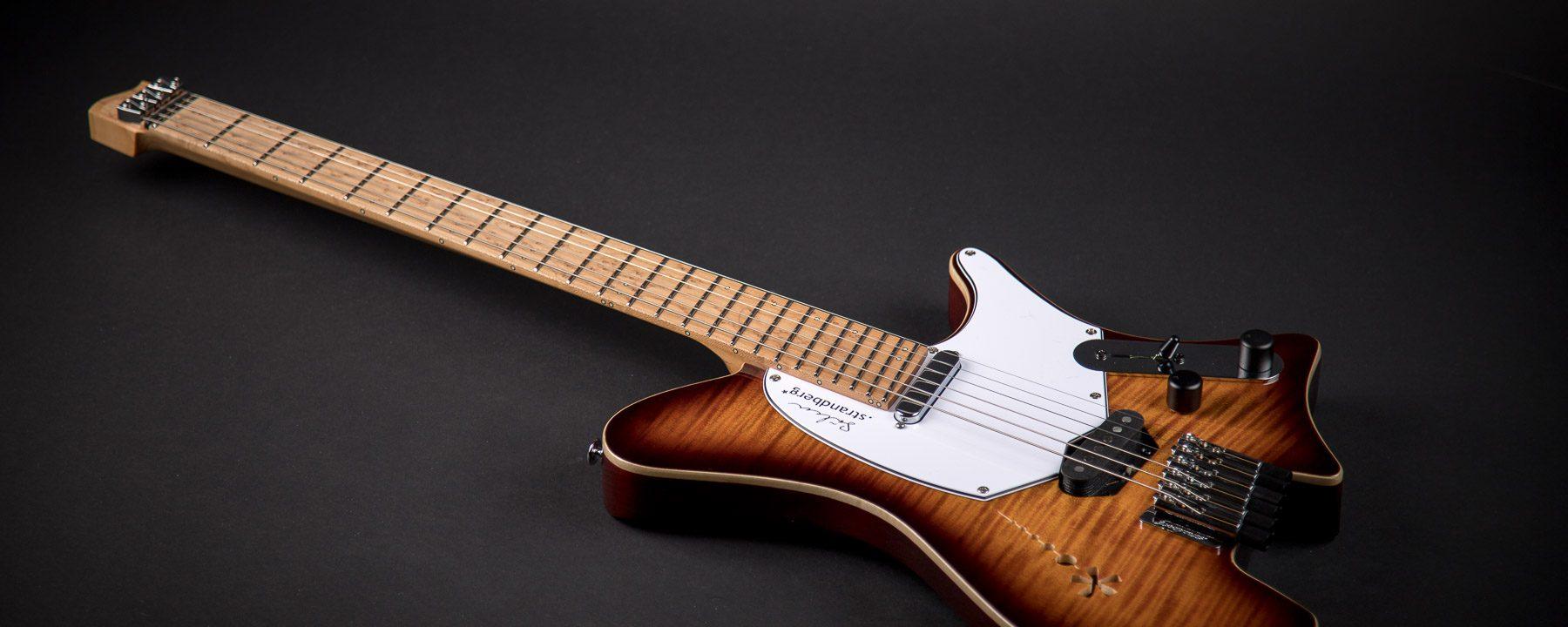 Headless Guitars -  strandberg* Guitars Rest of World