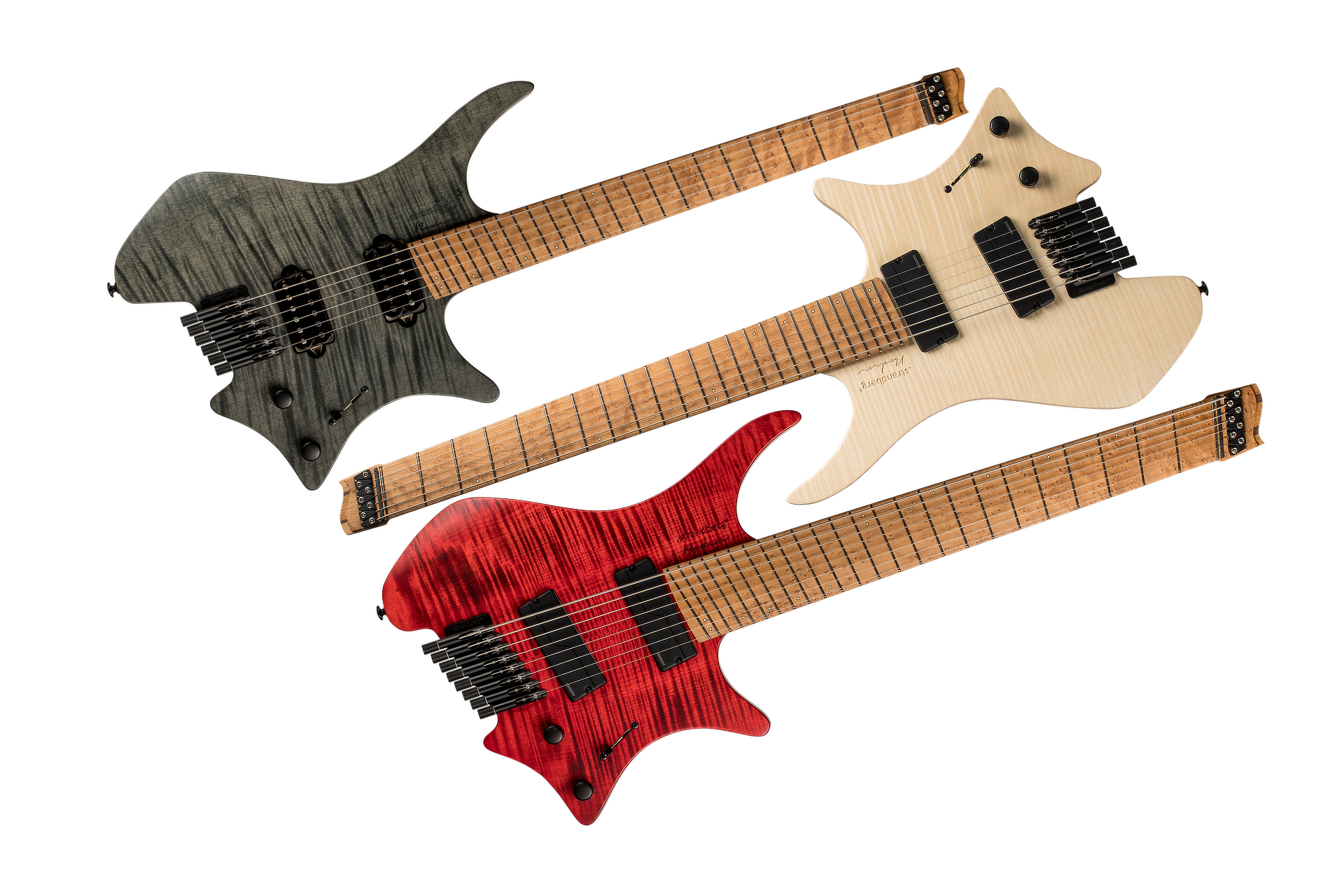 Multi Scale Guitars Strandberg The Following Diagram Details Various Parts Of An Electric Guitar Boden Original Family Note Different Neutral Points