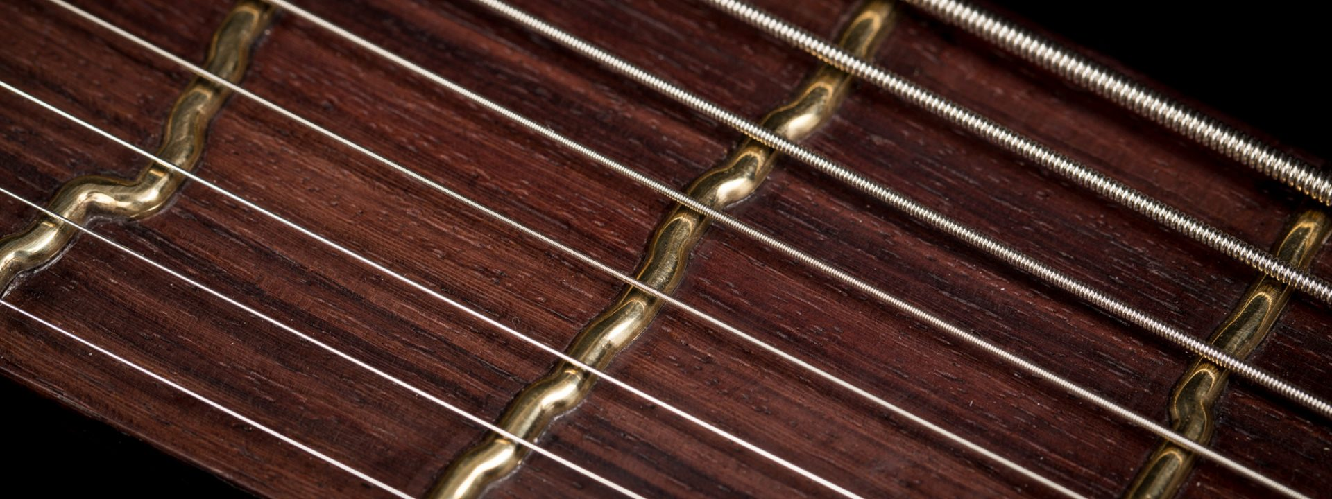 Headless guitar True-Temperament-Detail