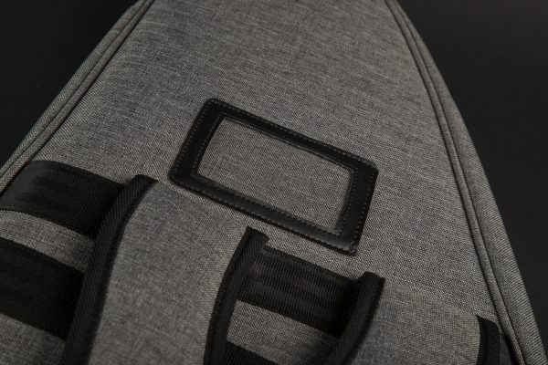 strandberg gig bag closeup