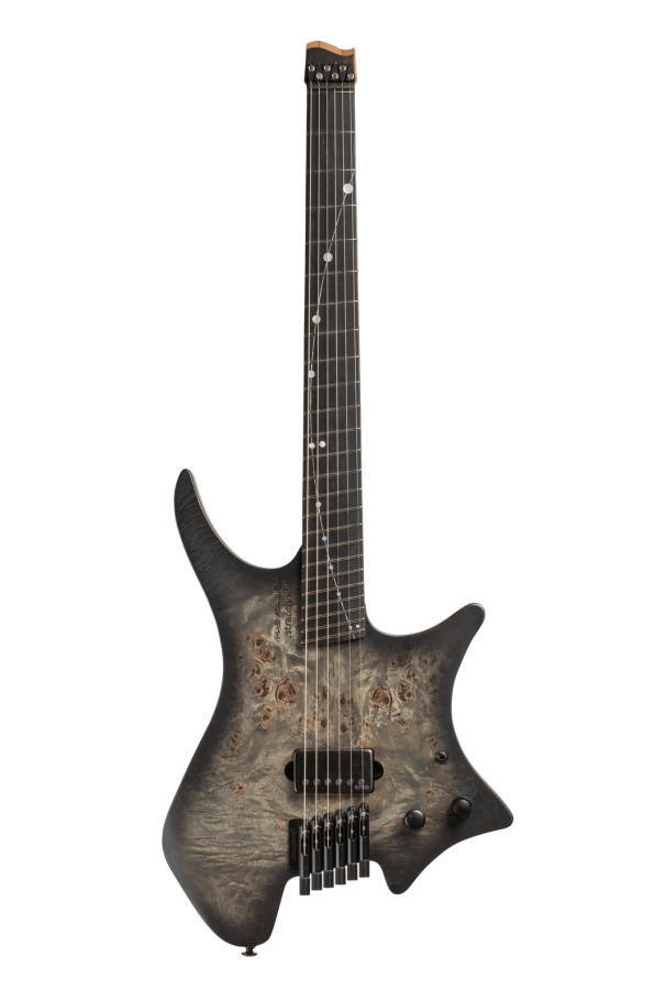 Headless guitar Boden Masvidalien Cosmo 6 string