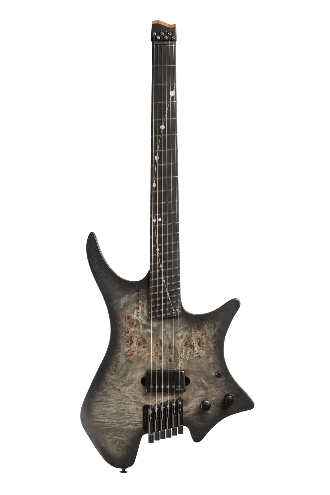 Boden Masvidalien Cosmo Headless Guitar