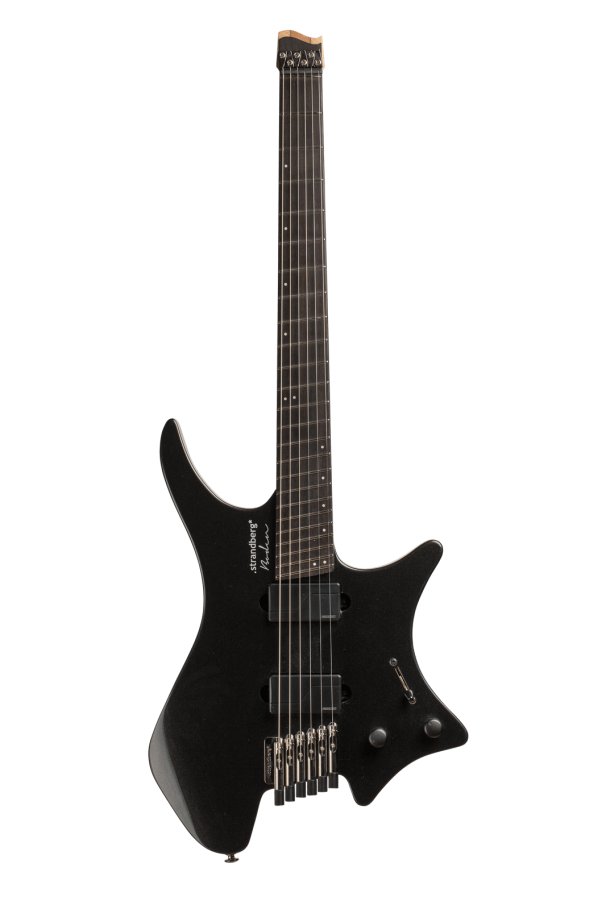 Boden Metal 6 Black Pearl Guitar