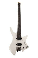 Boden Metal 6 White Pearl Guitar