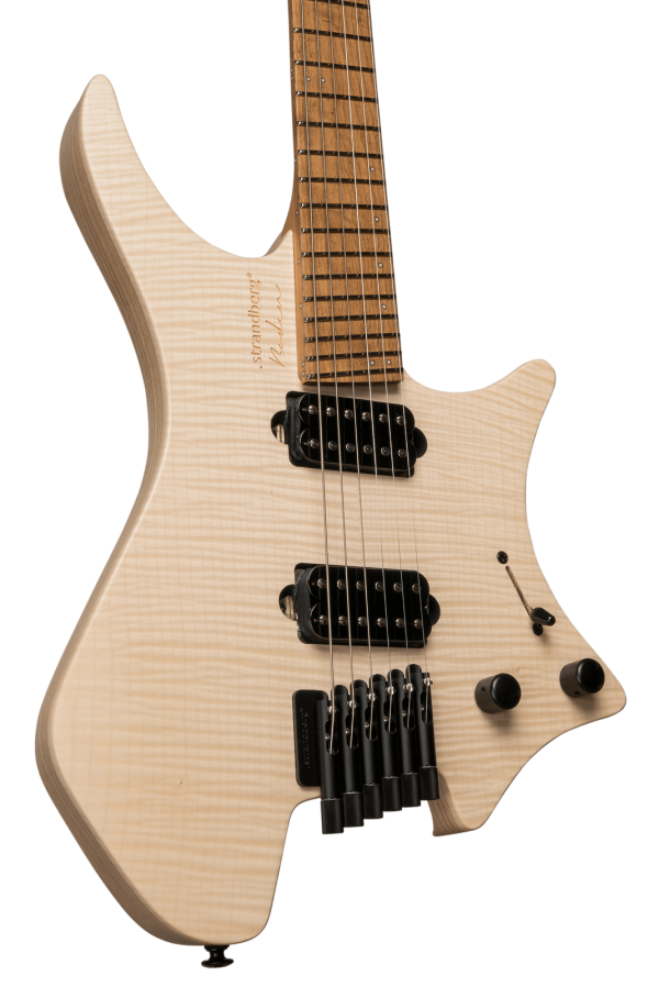 Headless guitar Boden Original 6 string Natural