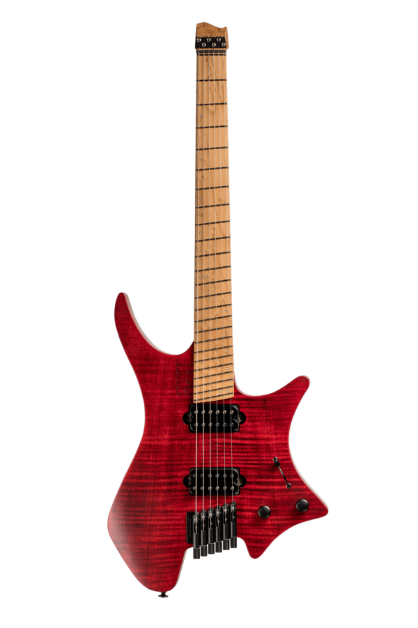 Headless guitar Boden Original 6 string Red