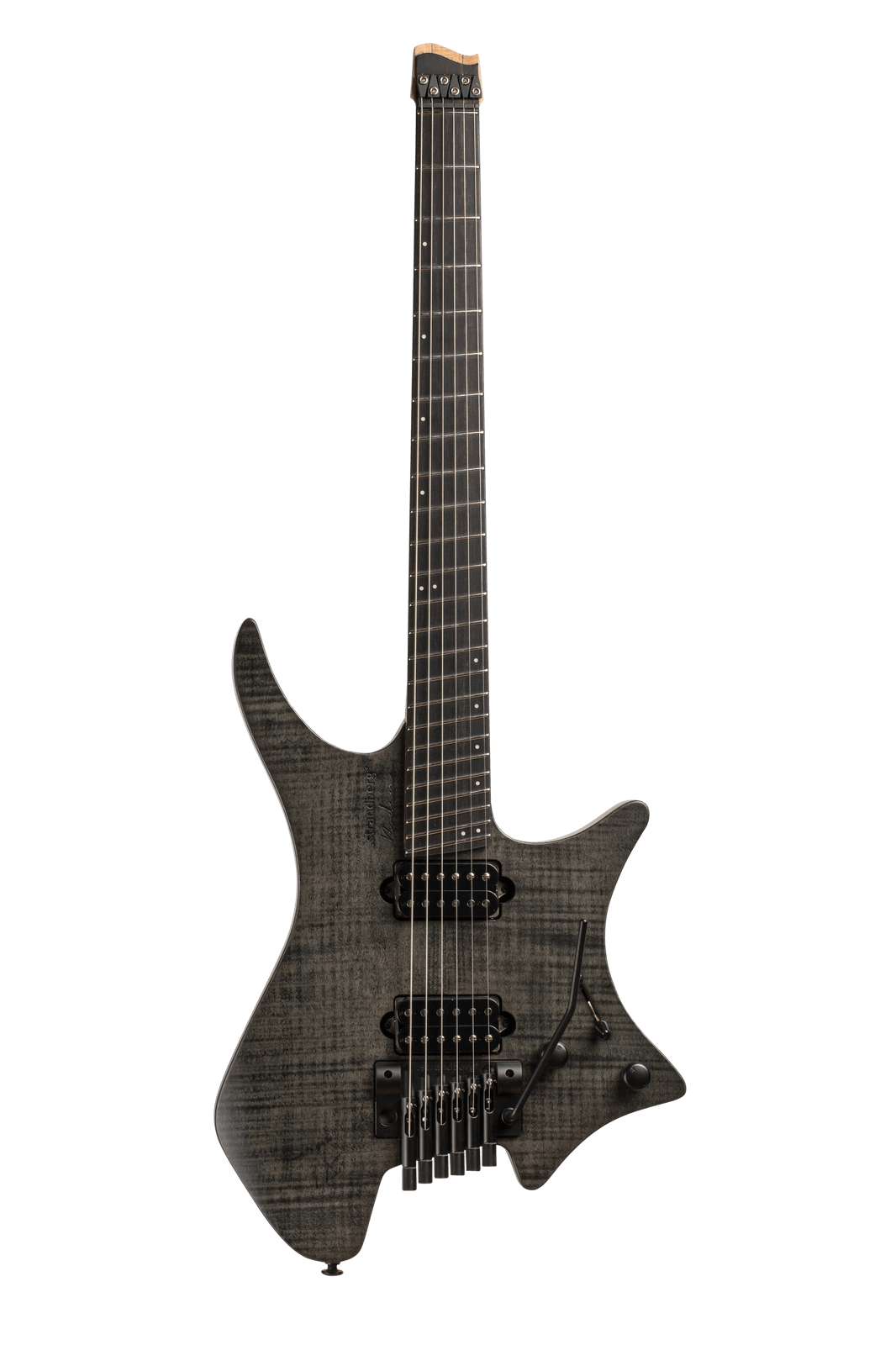 Boden Prog 6 Black Strandberg Guitars