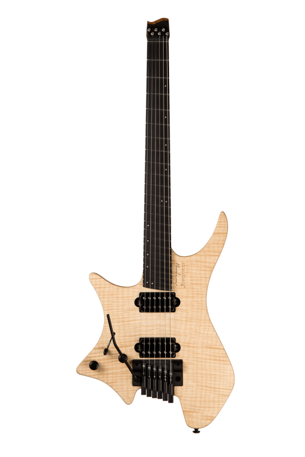 Boden Prog 6-String Left-Handed Natural (WMI)