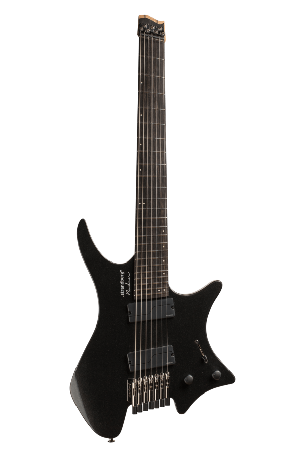 Boden Metal 7-String Black Pearl Guitar