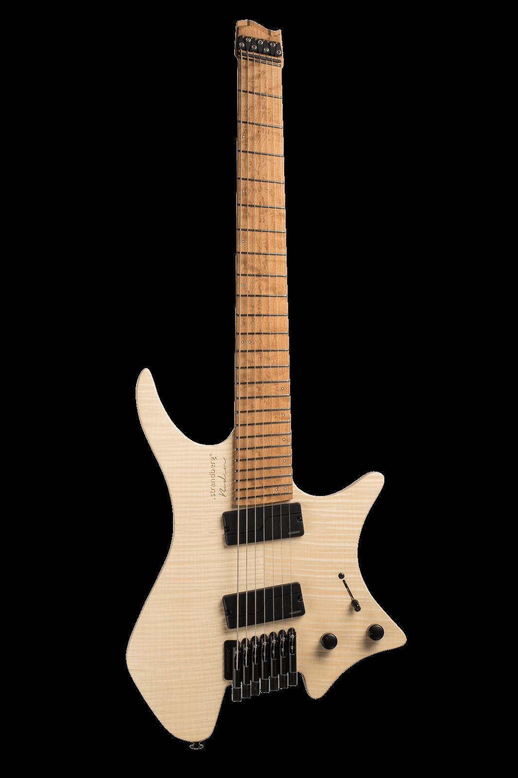 Boden Original 7-String Guitar Natural