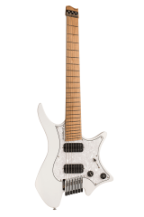 Boden Classic 7-String Guitar Ghost White