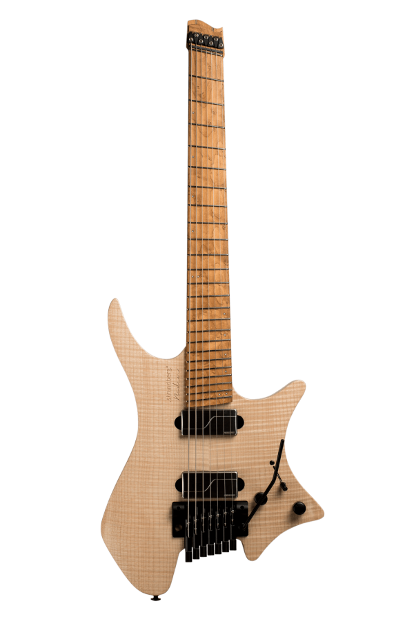 Boden Original 7-String Trem Natural Guitar