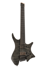 Boden Prog 7-String Black Guitar