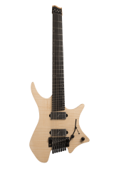 Boden Prog 7-String Natural Guitar