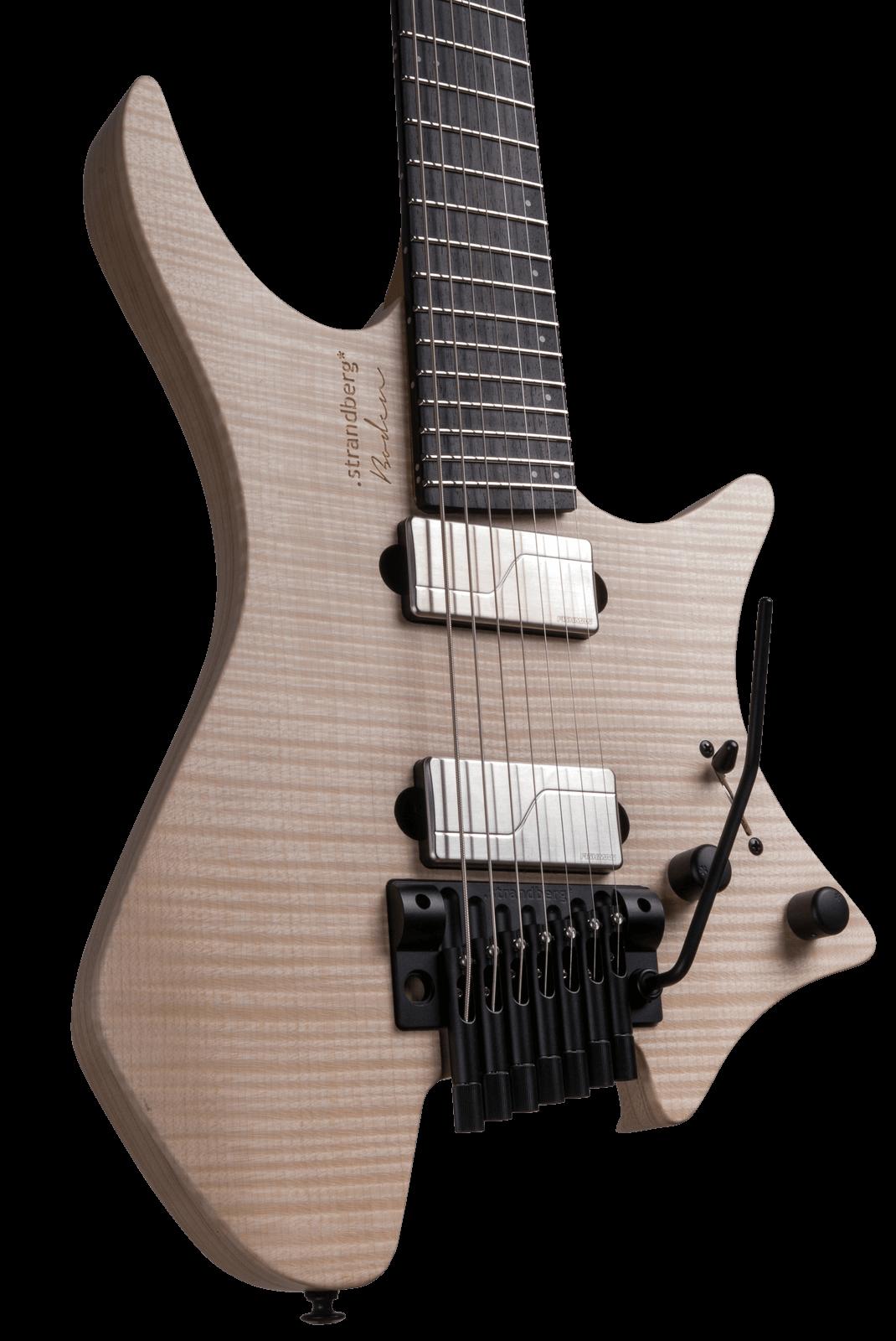boden prog 7 natural strandberg guitars. Black Bedroom Furniture Sets. Home Design Ideas