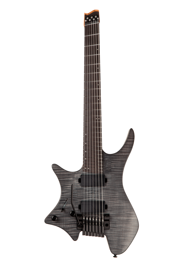 Boden Prog 7-String Left-Handed Black (WMI) Guitar