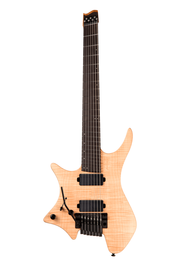 Boden Prog 7-String Left-Handed Natural (WMI) Guitar