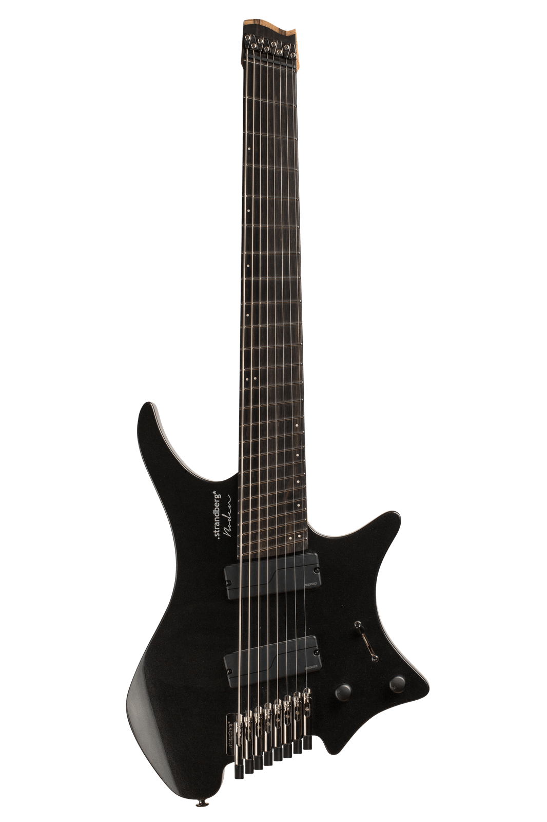 Boden Metal 8-String Black Pearl Guitar