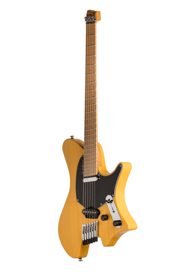 Sälen Classic 6-string guitar Trans Butterscotch