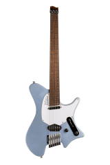 Sälen Classic 6-string guitar Ice Blue Metallic