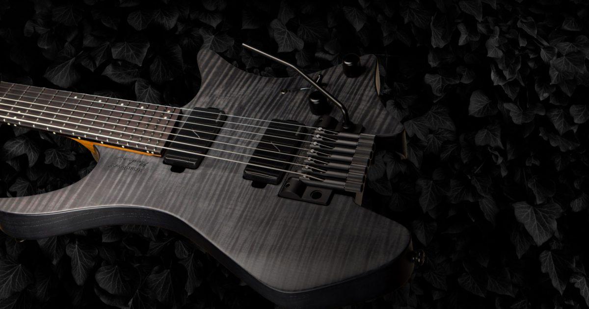 Headless Guitars with Ground-Breaking Comfort |  strandberg*