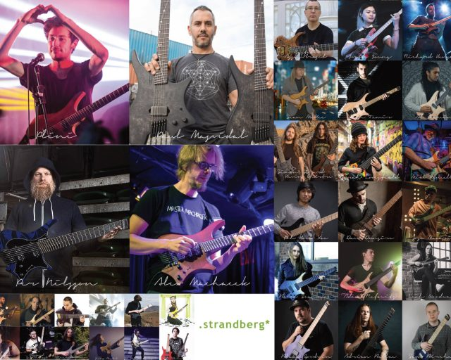 strandberg artist family portfolio photo