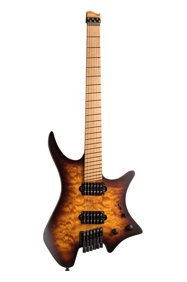Boden Standard 6-string Maple Quilt Bengal Burst